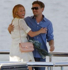 Blake-Lively-e-Leonardo-DiCaprio